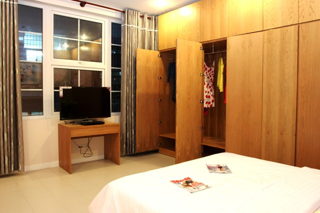 HAD SERVICED APARTMENT