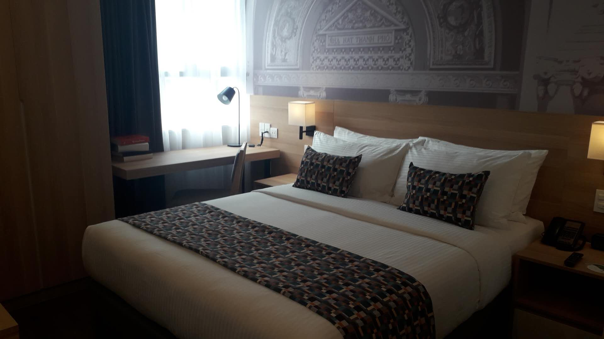 CITADINES CENTRAL BINH DUONG - ONE BEDROOM DELUXE